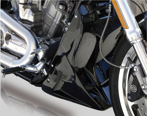 radiator cover for v rod 3
