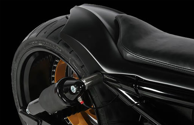 speed demon rear fender for v rod 3