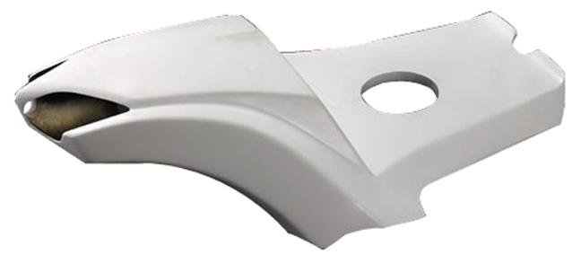 stealth rear fender for v rod 1