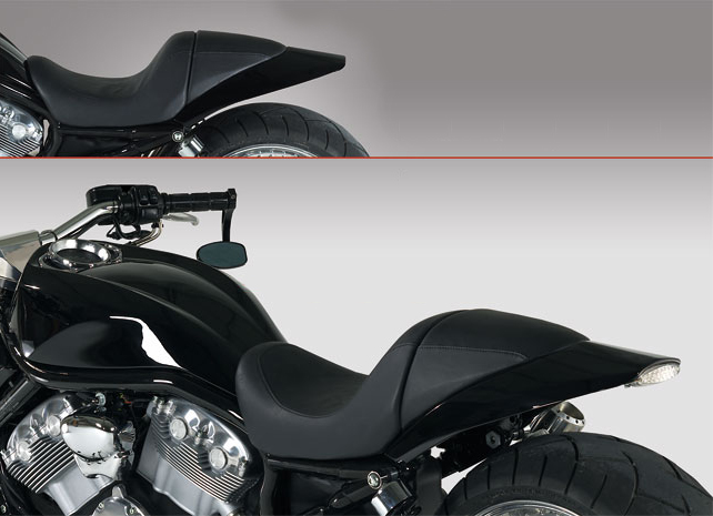street fighter rear fender for v rod 2