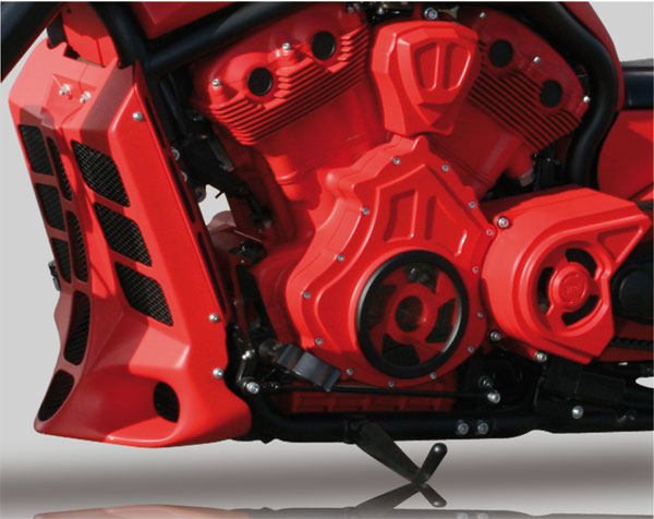 v rod radiator cover 2