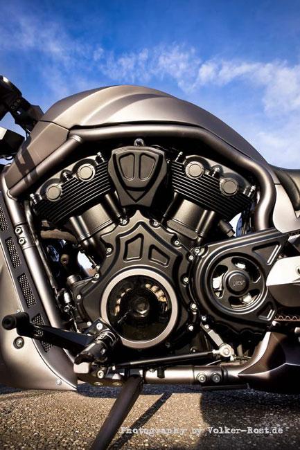 v-rod alternator cover 5