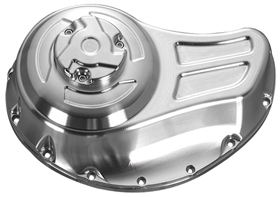 Solid Clutch Cover for V-Rods