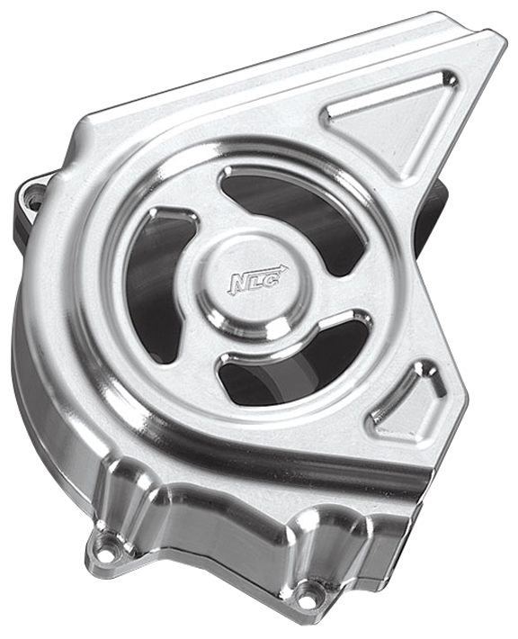 v rod pulley cover 1