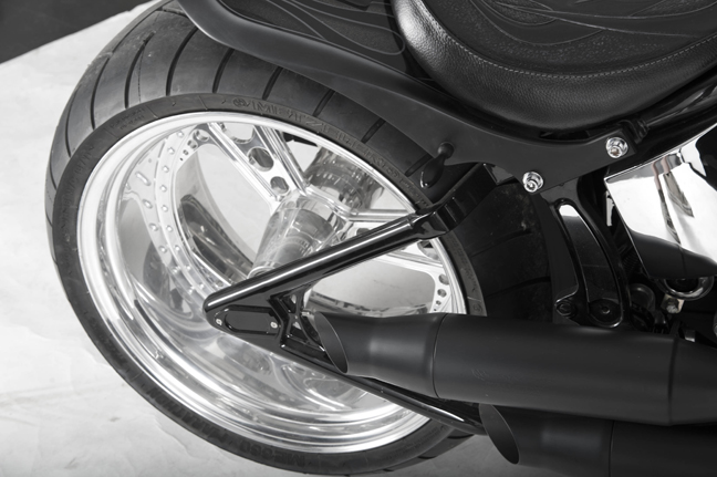 280 300 tire motorcycle swingarm for evolution softails 2