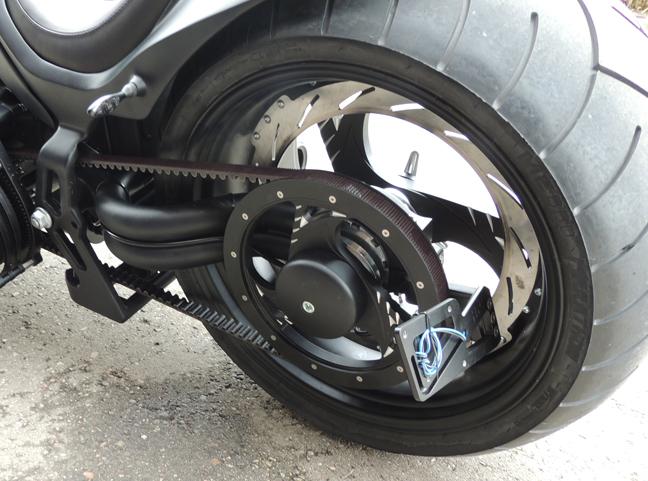 300 330 tire evo single sided swingarm 4