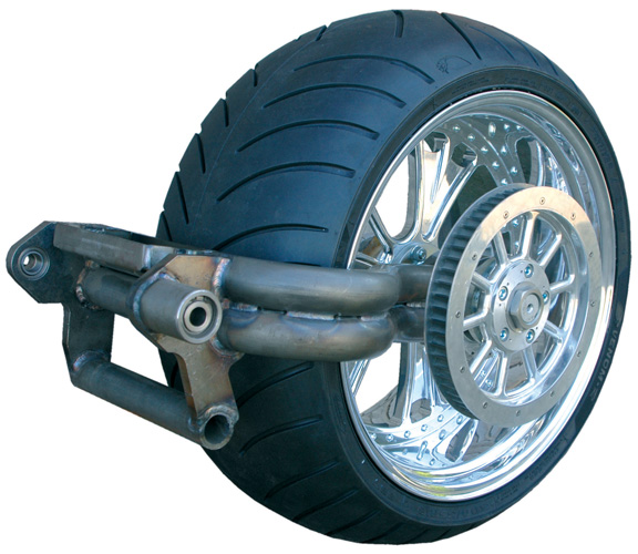 300 330 tire twin cam single sided swingarm 2