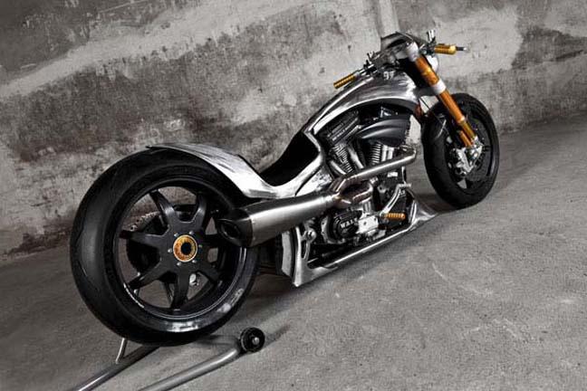 330 tire harley frame 11