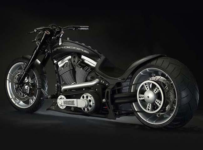 330 tire harley frame 16