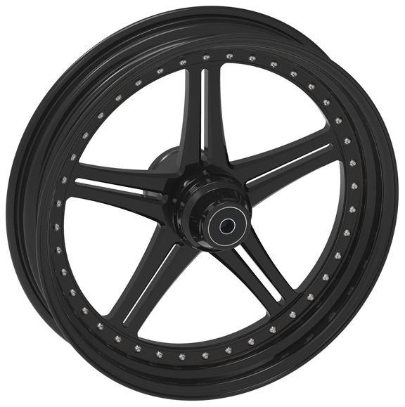 black v rod wheels 3