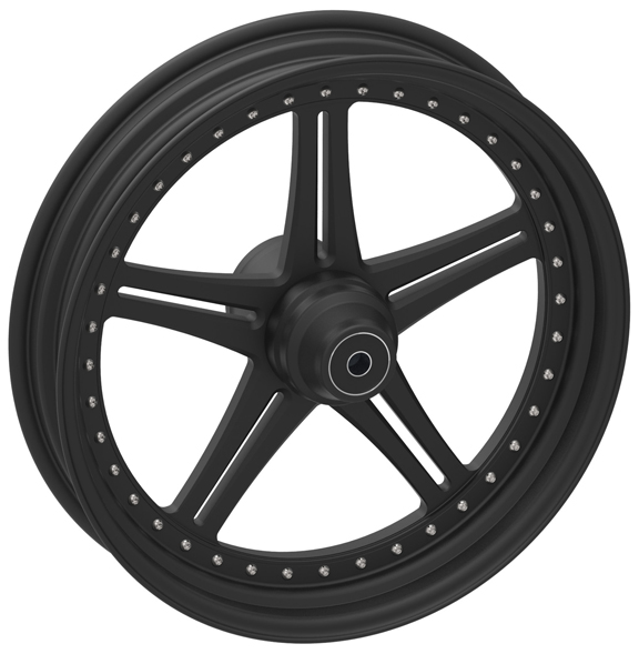black v rod wheels 4