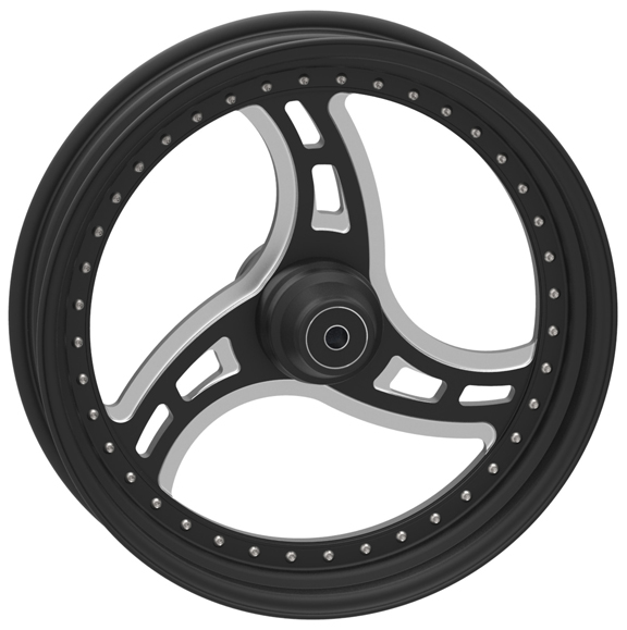 custom harley wheels 3