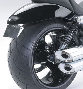 fender rear for v-rod