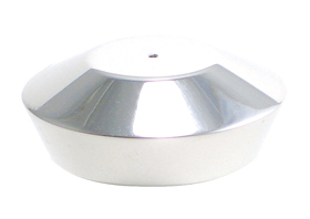 hand controls smooth reservoir cap polished
