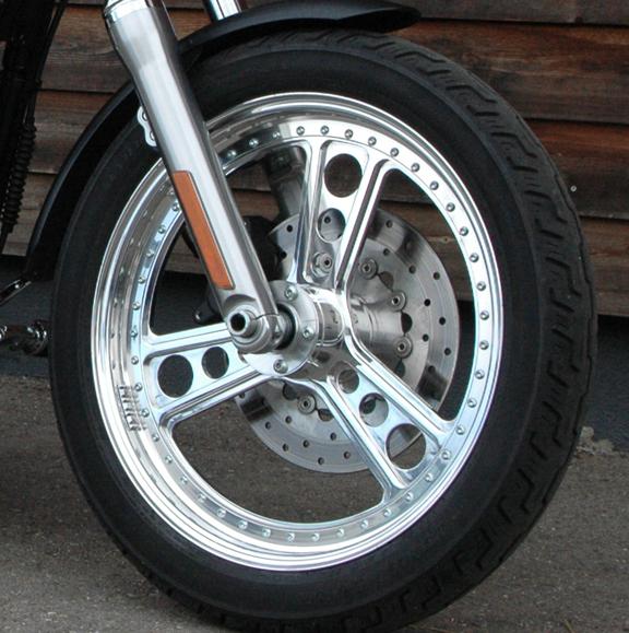 harley davidson wheel 4
