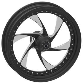 Cyclone Custom Wheels for Harley's