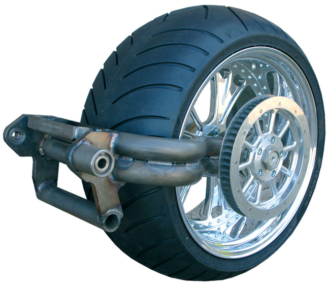 harley single sided swingarm 2