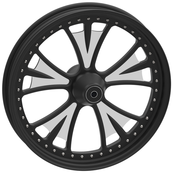 harley wheel 4