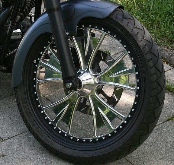 harley wheel 6
