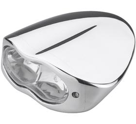 headlight 3D polished