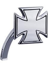 mirror maltese right chromed