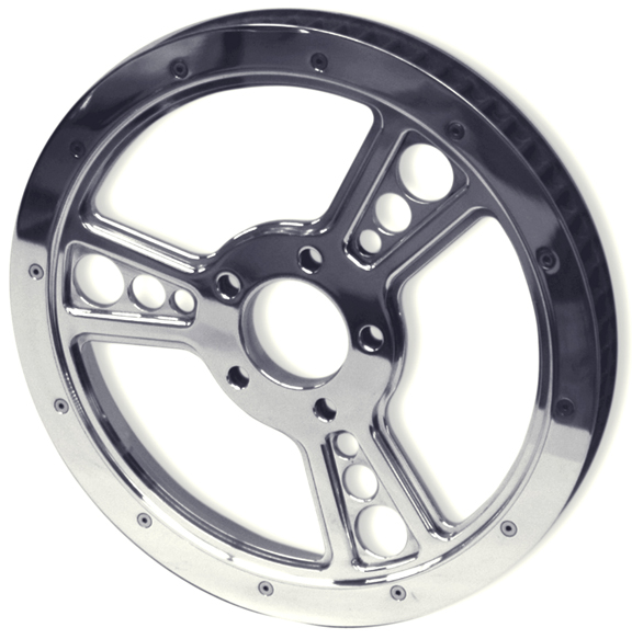 pulley for night rod 1