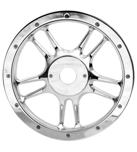pulley lowrider for v-rod - 72 tooth