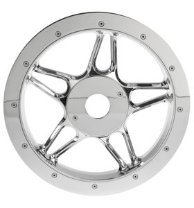 pulley open mind - 65 tooth