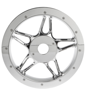 pulley open mind - 66 tooth