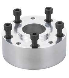 spacer for dual disc 39mm wide-glide conversion 2000-up
