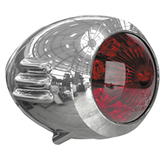 taillight unbreakable polished