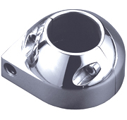 throttle housing chromed