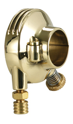 throttle housing retro brass polished