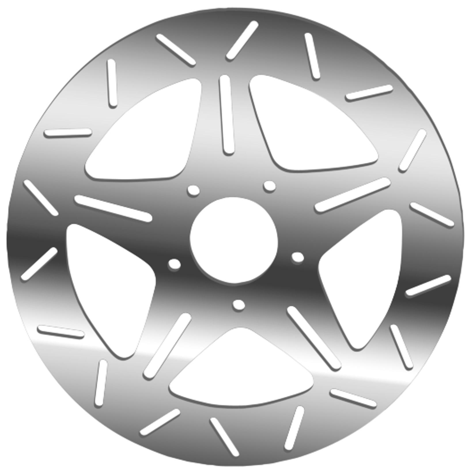 v rod muscle brake disc 1