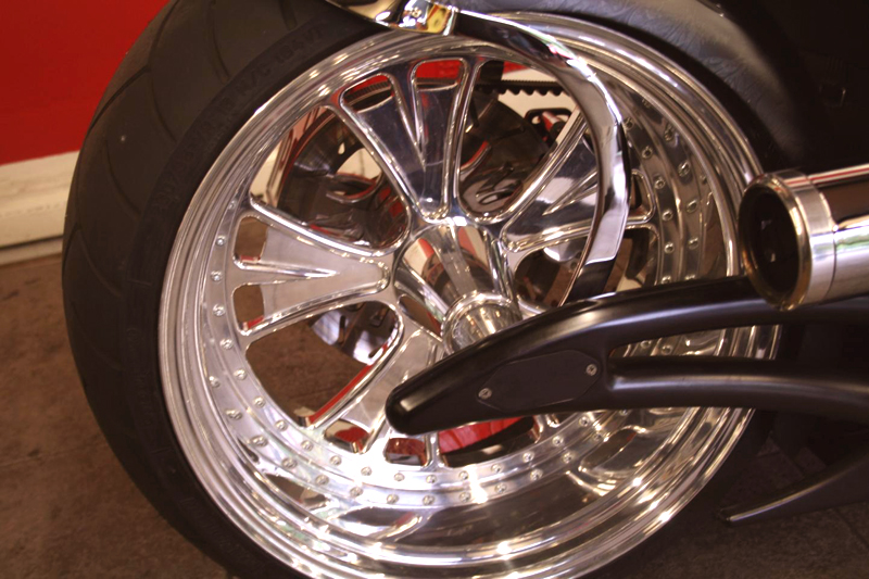 v-rod wheels