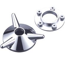 wheel spinner kit for 2000-up hubs polished