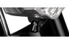 headlight bracket for 3D fork black