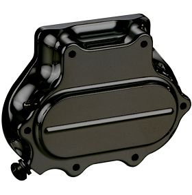 hydraulic clutch cover black