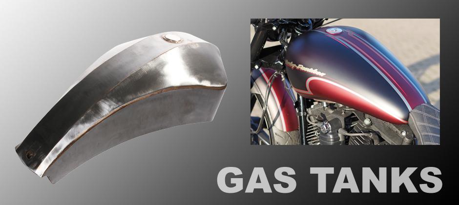 custom gas tanks