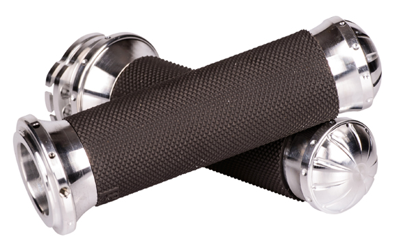 grips with rubber inserts 2