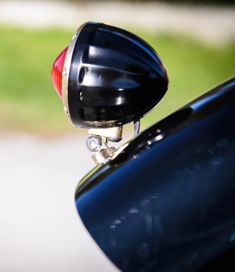 juicer brass motorcycle tail light 6