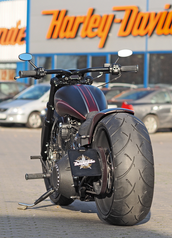 tb-r round fenders for rocker and breakout models 4