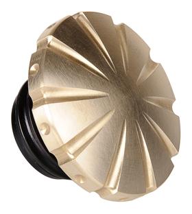 brass gas cap