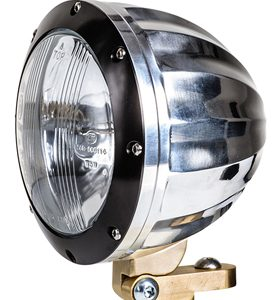 headlight juicer polished and black