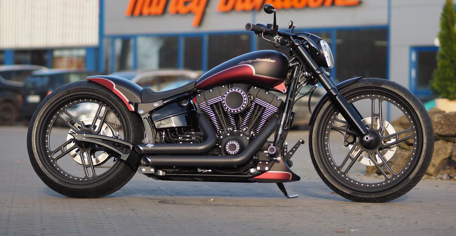 Harley Davidson Breakout Bikes For Sale