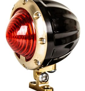 taillight juicer black and brass