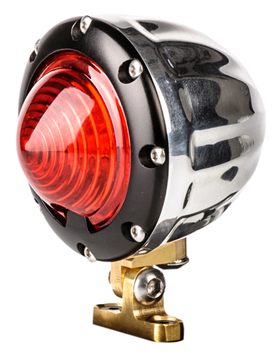 taillight juicer polished and black