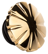 24 karat gold motorcycle gas cap sm