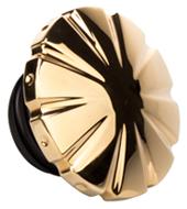 24 karat gold motorcycle gas cap sm