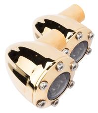 24 karat gold motorcycle turn signals sm